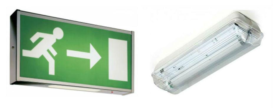 emergency lights testing