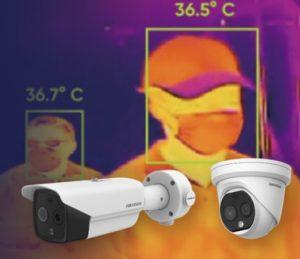 Fever screening Cameras